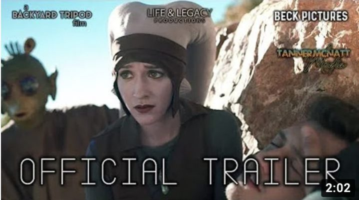Andrew Thiriot Trailer Music for Secrets of the Trials Star Wars Fan Film